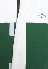 Lacoste - Kurtka przejściowa - green/flour/abysm - 6