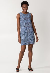 Indiska - KAMRYN  - Day dress - blue - 1