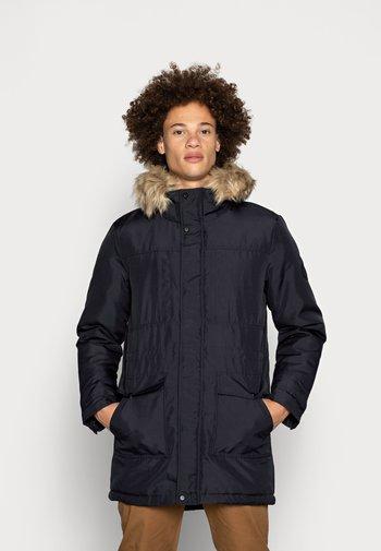 ONSBASIL JACKET NOOS - Winter coat - dark navy