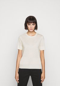 DRYKORN - FAMMY - Basic T-shirt - beige - 0