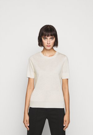 FAMMY - Basic T-shirt - beige
