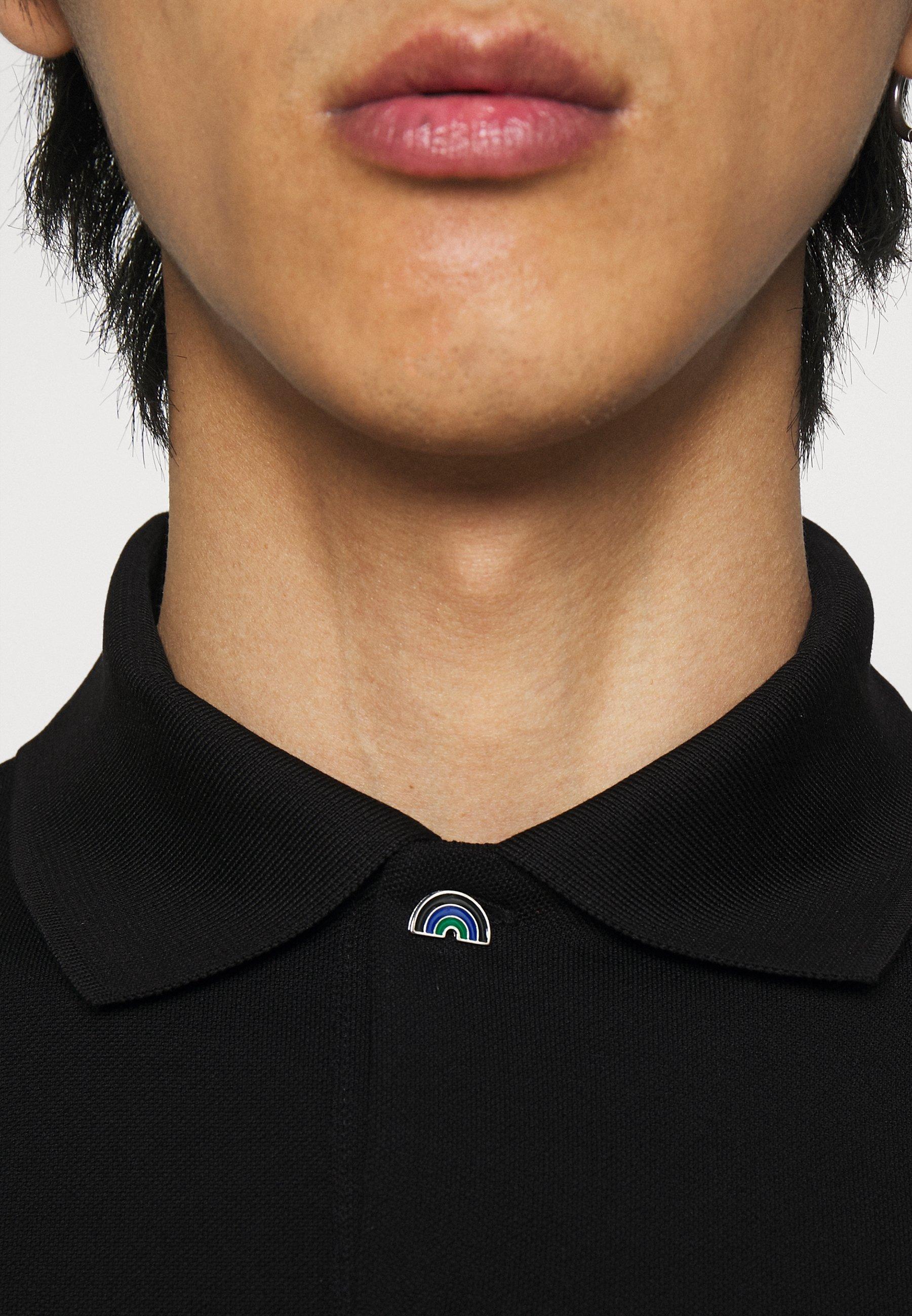 Men CHARM BUTTON - Polo shirt