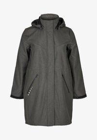 Zizzi - Outdoor jacket - dark grey - 2