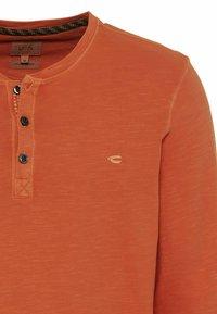 camel active - Long sleeved top - orange - 6