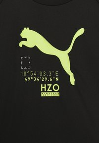 Puma - ACTIVE SPORTS TEE - Print T-shirt - puma black - 2