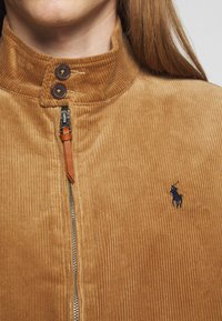 Polo Ralph Lauren - WALE BARRACUDA - Summer jacket - rustic tan - 5