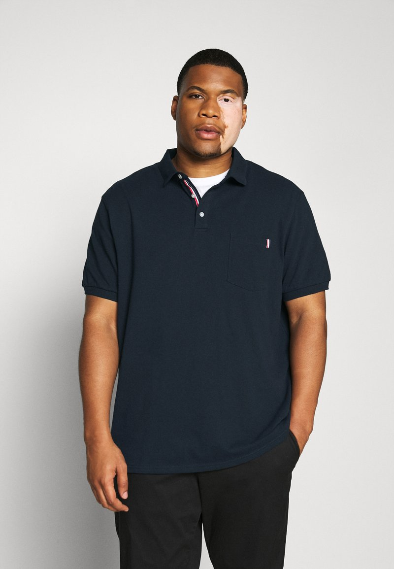 Pier One - Polo shirt - dark blue