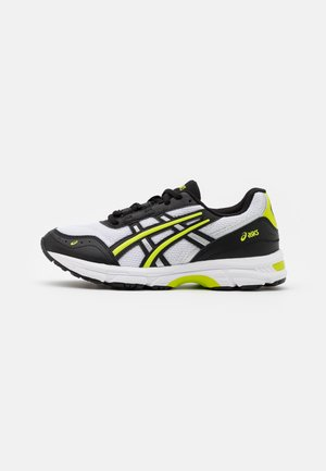 GEL-ESCALATE UNISEX - Sneakers - white/lime zest