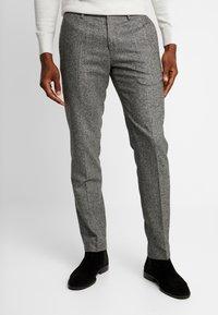 Tommy Hilfiger Tailored - BLEND PANTS - Spodnie materiałowe - grey - 0