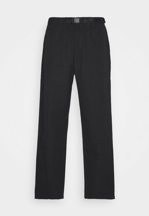 STAY LOOSE CLIMBER  - Pantaloni - jet black
