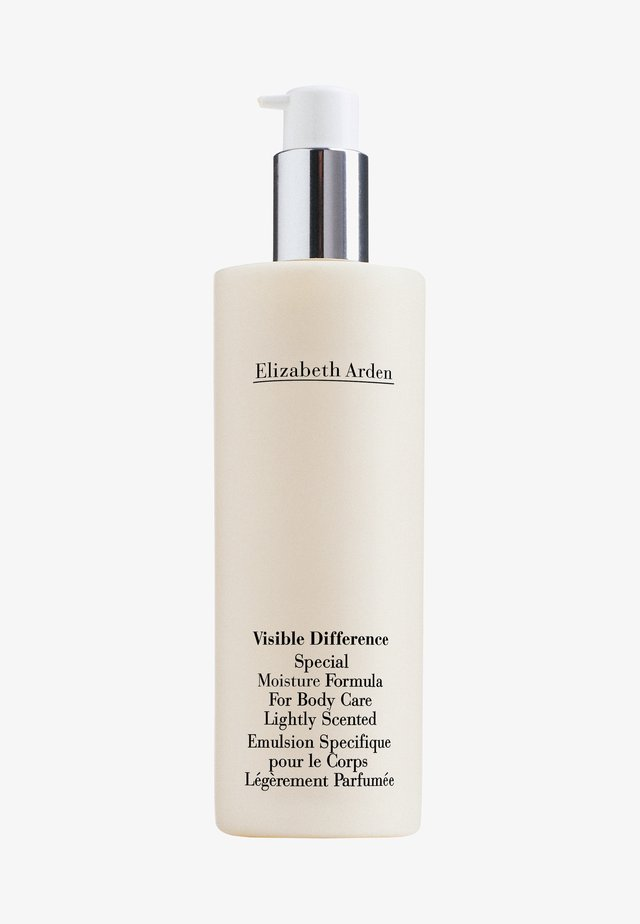 VISIBLE DIFFERENCE MOISTURE BODYCARE - Hydratant - -