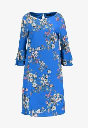 BOTANICAL MYKONOS DRESS - Hverdagskjoler - blue