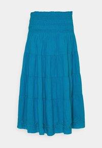 Lauren Ralph Lauren - LUHANNA PEASANT SKIRT - Pleated skirt - summer topaz - 4