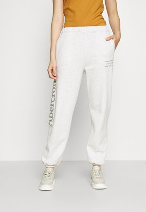 ELEVATED TREND LOGO CLASSIC - Pantaloni sportivi - grey heather