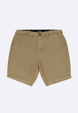 NEW ORDER - Shorts - khaki