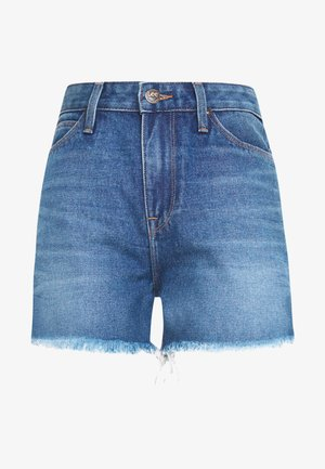 MOM - Denim shorts - washed luther