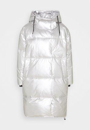 HILLIW COAT - Abrigo de invierno - silver