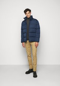 Save the duck - MEGAY - Winter jacket - navy blue - 1