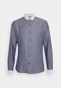 Shelby & Sons - FLINT SHIRT - Camicia elegante - charcoal - 0