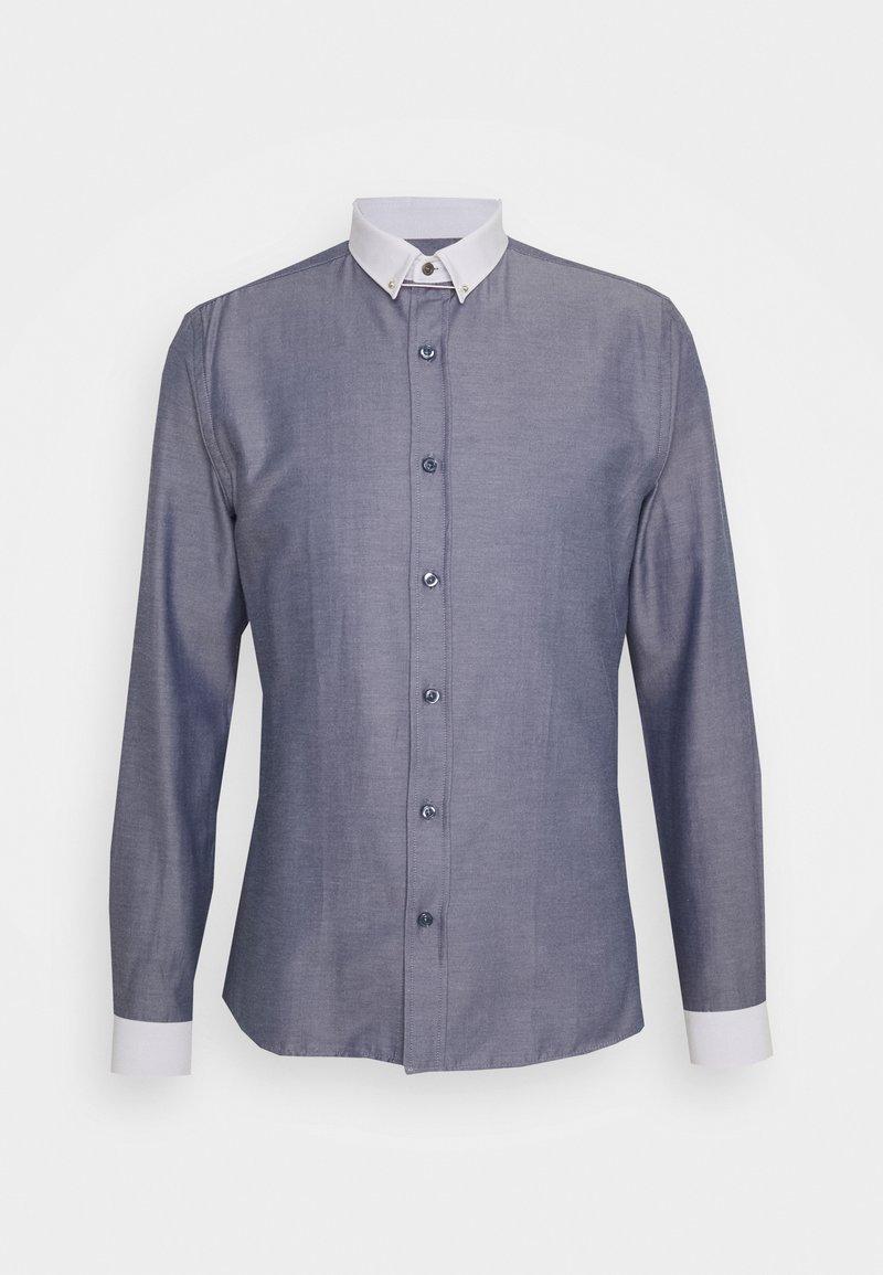 Shelby & Sons - FLINT SHIRT - Camicia elegante - charcoal