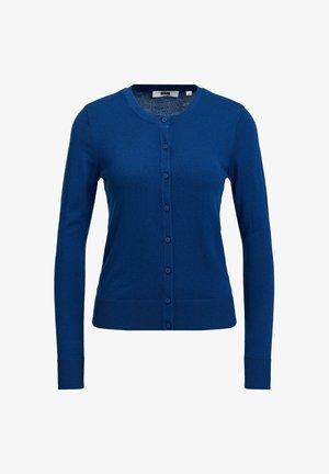 Cardigan - navy blue