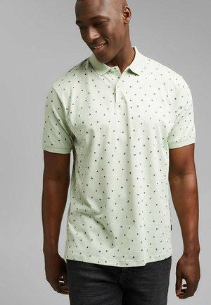 AOP - Poloshirt - pastel green