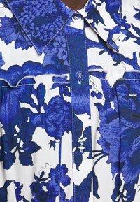 Diane von Furstenberg - QUEENA - Shirt dress - blue - 6