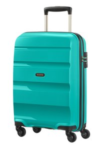 American Tourister - BON AIR - Wheeled suitcase - deep turquoise - 1