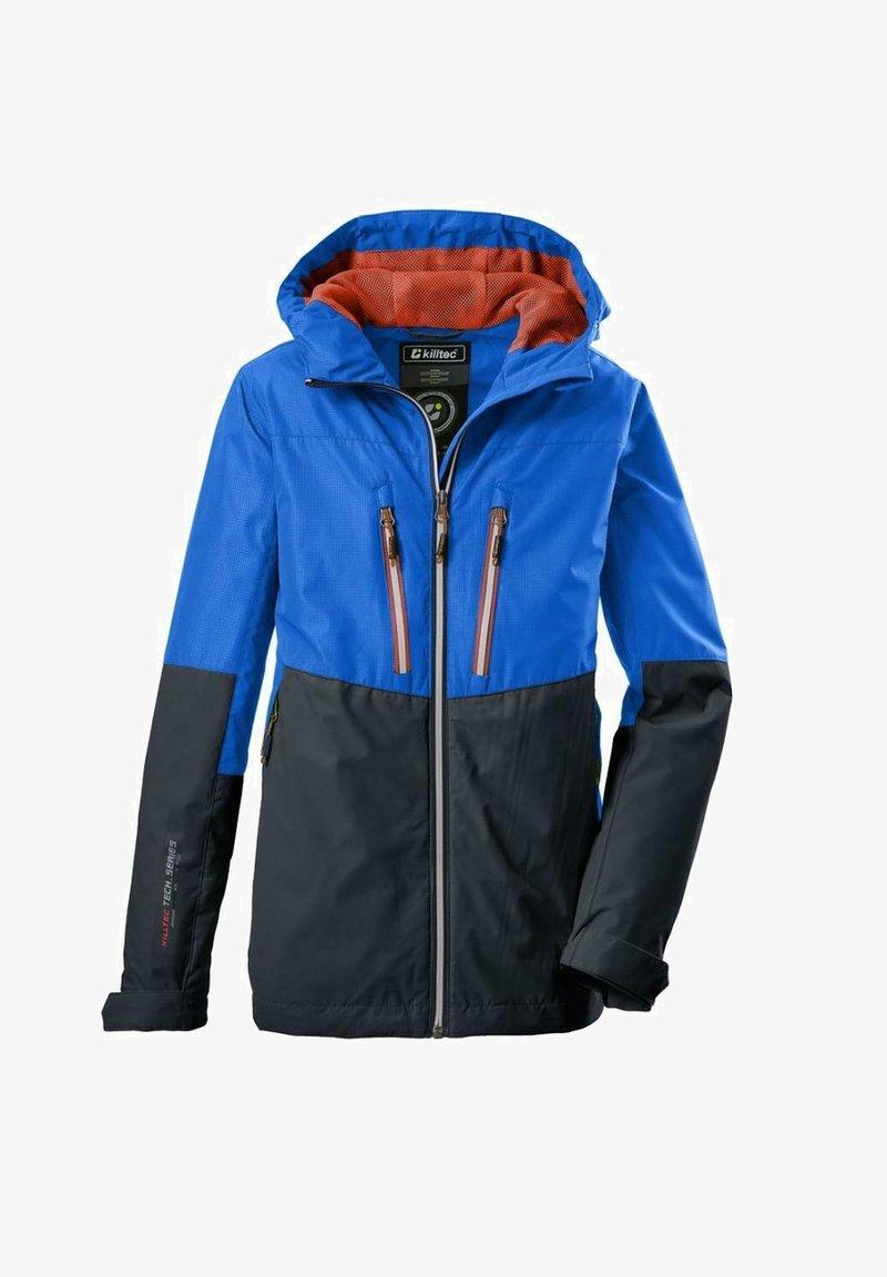 Killtec - RODENY BYS JCKT B - Light jacket - neon blue