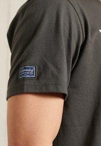 Superdry - T-Shirt print - blue - 2