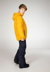 Protest - DYLAN JR  - Snowboard jacket - dark yellow - 4
