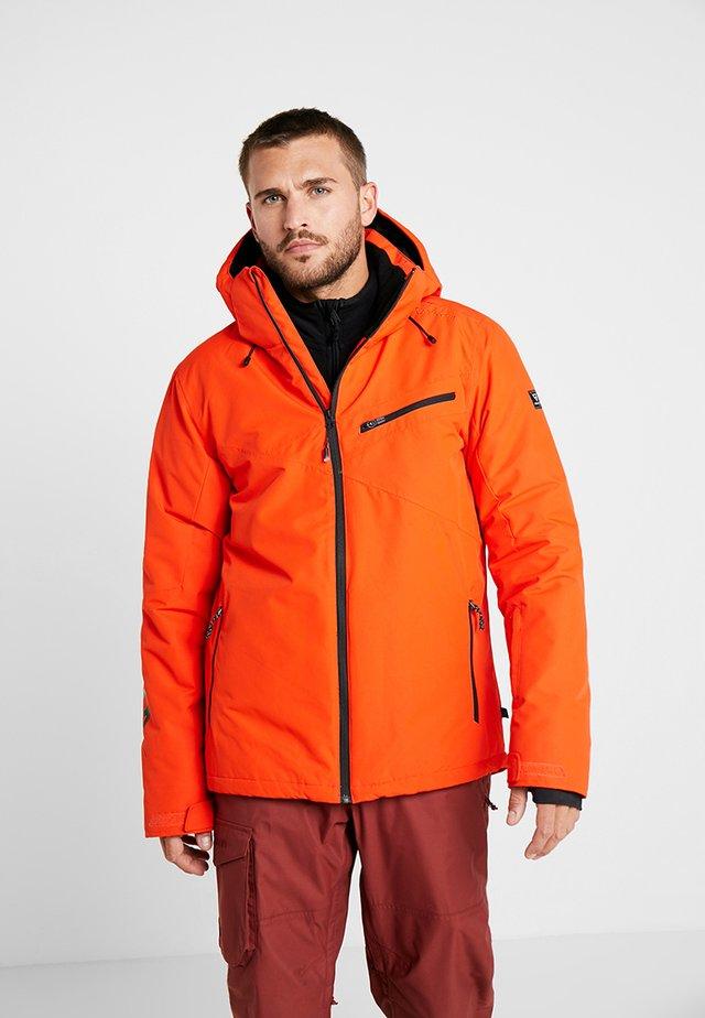 PANDER MENS SNOWJACKET - Snowboardová bunda - heat