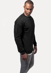 Urban Classics - CREWNECK - Sweatshirt - black - 3
