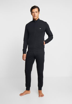 BASIC LOUNGEWEAR  - Piżama - black