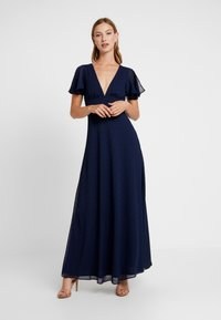 YAS - YASPEACHY MAXI DRESS - Occasion wear - night sky - 2