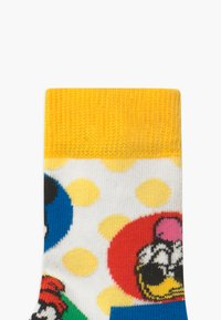 Happy Socks - DISNEY MICKEY MOUSE & FRIENDS SUNNY CREW 2 PACK - Calze - blue/yellow - 3