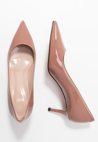 HUGO - INES - Klassiske pumps - mahogany rose - 3