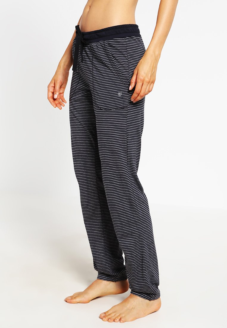 Marc O'Polo - Pyžamový spodní díl - dark blue/white