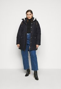 Ragwear Plus - JANE PLUS - Parka - navy - 1