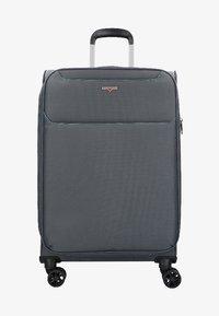 Hardware - XLIGHT - Wheeled suitcase - steel grey - 0