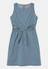Staccato - TEENAGER - Denim dress - light blue denim - 0