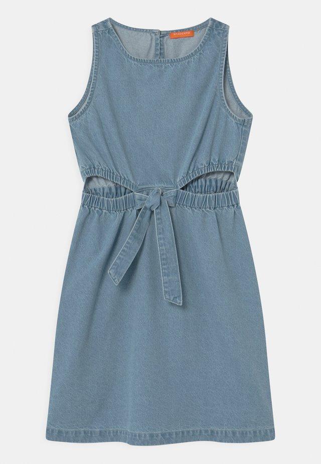 TEENAGER - Robe en jean - light blue denim