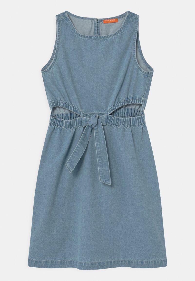 Staccato - TEENAGER - Denim dress - light blue denim