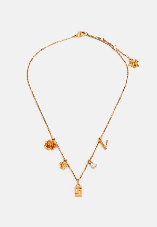 COLLANA - Kaulakoru - crystal-oro tribute