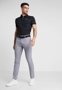 Cross Sportswear - BYRON HOUND TOOTH - Chinos - white - 1