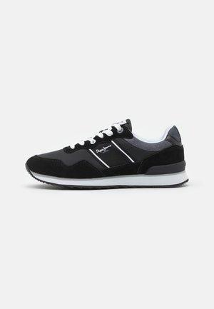 CROSS 4 SAILOR - Sneakers - black