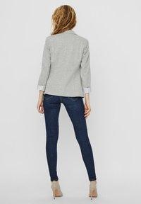 Vero Moda - Blazer - light grey melange - 2