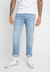 Levi's® - 501® SLIM TAPER - Jeansy Slim Fit - coneflower clouds - 0