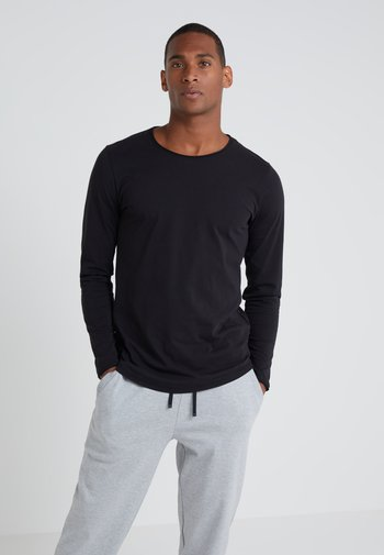 CARLOS - Pitkähihainen paita - black