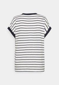 Esprit - Basic T-shirt - off white - 1